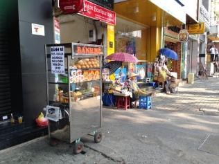 Banh Mi in Saigon