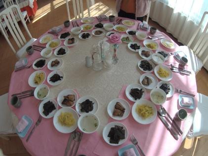 Breakfast in the DPRK