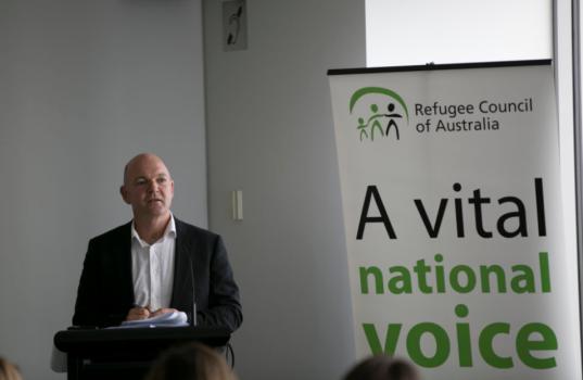 Refugee council of Aust