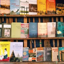 Literature is freedom in Myanmar
