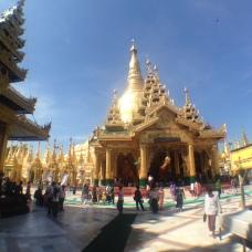 Temples in Yangon