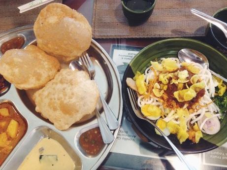 Lunch in Yangon