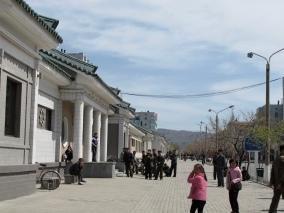 Streets of North Korea